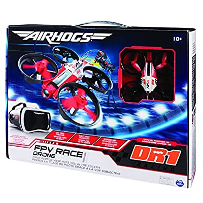 Air Hogs 6037679 DR1 FPV Race Drone from Spin Master Toys Ltd