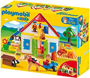 PLAYMOBIL 6750 - Mein großer Bauernhof
