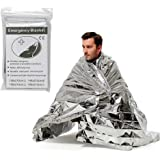 IS IndoSurgicals Emergency Blankets 140 x 210cm