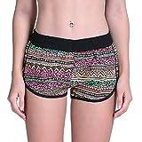 Inception Pro Infinite DP003 - Größe S - Kurze Badeshorts Shorts - Sexy - Strandmode Strand Sport - Gearte Jahreszeiten: Frühling - Sommer