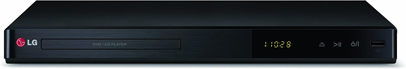 LG DP542H DVD-Player (1080p Upscaling, HDMI) schwarz