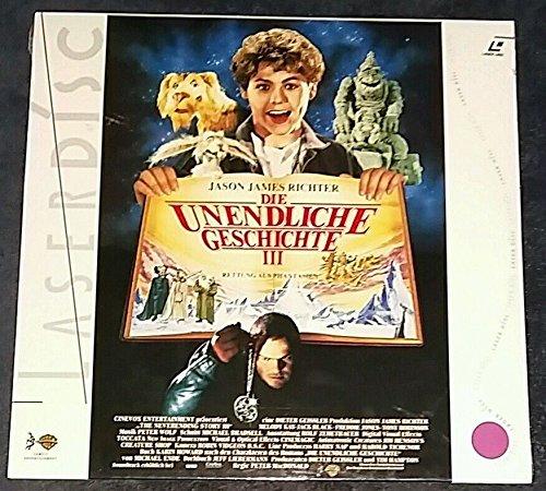 """Preisvergleich Produktbild Die Unendliche Geschichte III """"Laserdisc"""""""