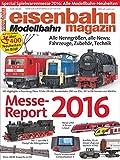 Sonderheft Spielwarenmesse 2016: eisenbahn magazin special