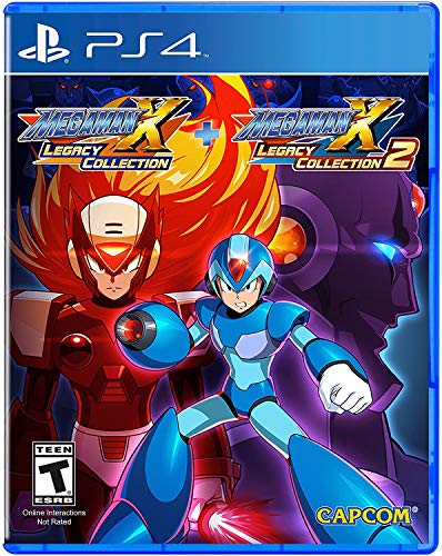 Mega Man X: Legacy Collection 1 + 2 for PlayStation 4 [USA]