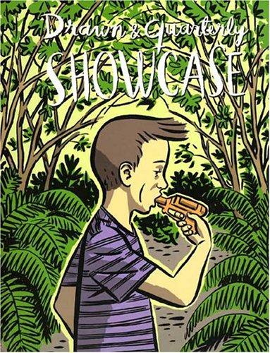 Drawn & Quarterly Showcase: Book Two: Book Two