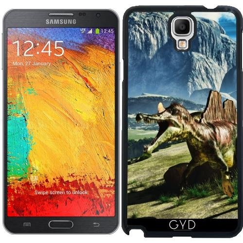 Hülle für Samsung Galaxy Note 3 Neo/Lite (N7505) - Ichthyovenator by Gatterwe Fossil Samsung Galaxy Note 3 Fall