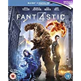 Fantastic Four [Blu-ray + UV Copy] [2015] UK-Import, Sprache: Englisch.