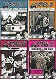 Laurel & Hardy - Collection 4 | Als Matrosen | Die Doppelgänger | Machen eine Landpartie | Hinter Schloss und Riegel (4-DVD)
