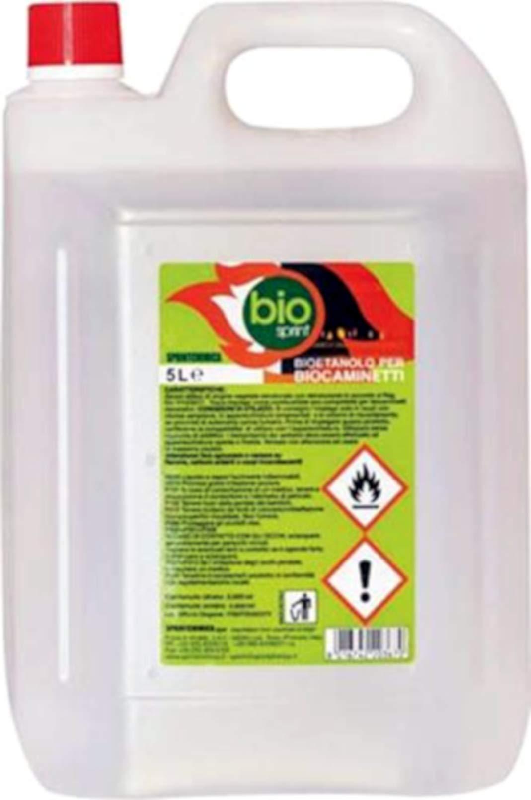 Bioetanolo-combustibile-stufe-Bio-Sprint-5-litri-999-inodore-no-fumo-naturale-no-zolfo