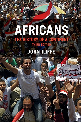 Africans: The History of a Continent (African Studies Book 137) (English Edition)