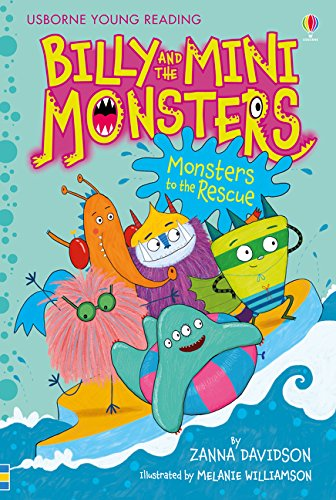 Mini Monsters to the rescue