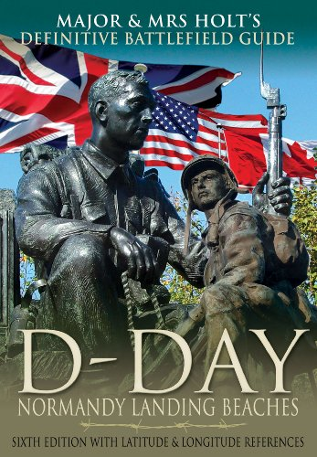 major-mrs-holts-definitive-battlefield-guide-to-the-d-day-normandy-landing-beaches-with-latitude-lon