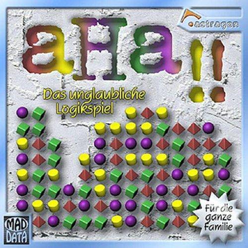 aHa!! - Das unglaubliche Logikspiel (Jewelcase)