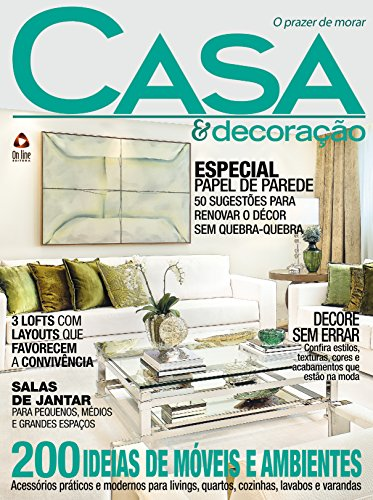 Casa & Decoração 95 (Portuguese Edition) por On Line  Editora