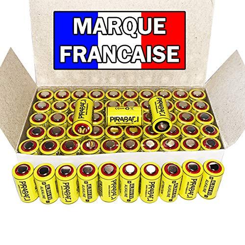 【Marque Francaise】 Lot de 20 Piles Batteries ALCALINE 4LR44 6V 4A76 476A pour Collier pour Chien ANTIABOIEMENT Anti ABOIEMENT Anti-ABOIEMENT Dressage