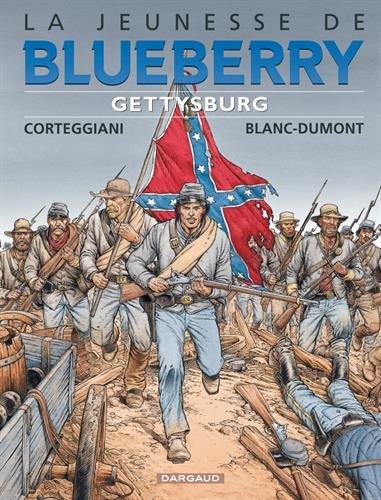 La jeunesse de Blueberry, tome 20 : Gett...