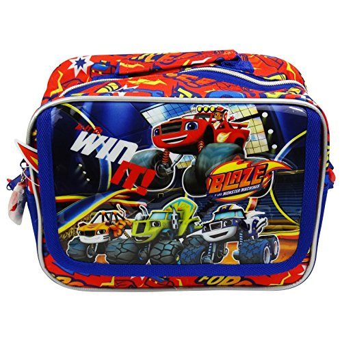 Blaze and the Monster Machines Pochette Maquillage Make-Up Beauty Vanity Case