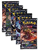 Sonne und Mond Serie 5 - Ultra-Prisma Booster Edition - Deutsch (5 Booster)