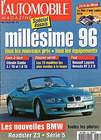 Science Illustrée n° 7/9507 - juillet 1995 - Il était une fois un reptile volant/L