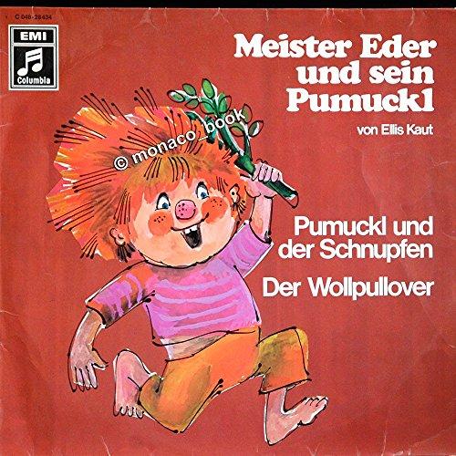 Meister Eder und sein Pumuckl: Pumuckl und der Schnupfen / Der Wollpullover [Vinyl-LP]