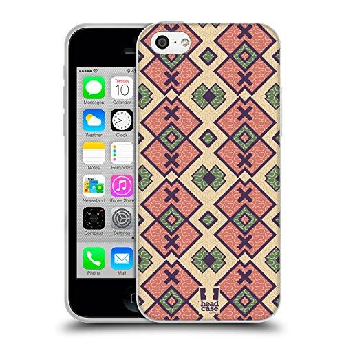 Head Case Designs Fatima Hamsa Cover Morbida In Gel Per Apple iPhone 7 / iPhone 8 Diamante Rosa