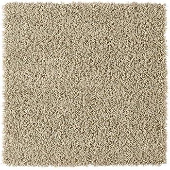 Ikea Hampen Teppich In Grun 80cm X 80cm Langflor Amazon De