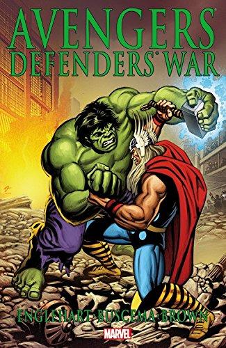 AVENGERS DEFENDERS WAR
