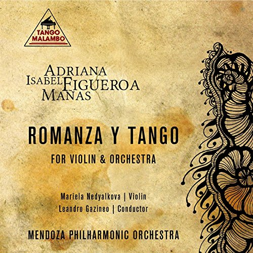 Romanza y Tango for Violin and Orchestra