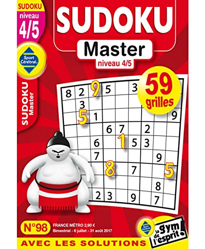 Sudoku Master Niveau 4/5
