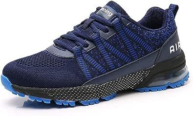 Scarpe da Corsa Uomo Donna Scarpe da Ginnastica Sportive Walking Jogging Athletic Fitness Outdoor Sneakers 34-46EU