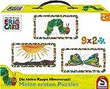 Schmidt Spiele Puzzle 56181 Mein erster Puzzlespaß, 9 x 2 Puzzleteile
