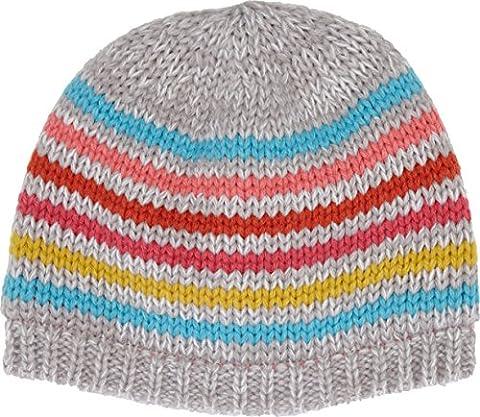ESPRIT Baby - Mädchen Mütze 075EEAP001, Gr. One size (Herstellergröße: M), Grau (GREY 030)