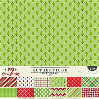 Authentique Paper Collection Kit x 12-inch, Multicoloured, 31.75 x 30.48 x 0.63 cm
