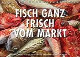 Emotionale Momente: Frischer Fisch vom Markt. (Tischkalender 2018 DIN A5 quer): Ingo Gerlach hat eine Serie von Foto über frischen Fisch auf einem ... ... [Kalender] [Apr 01, 2017] Gerlach, Ingo