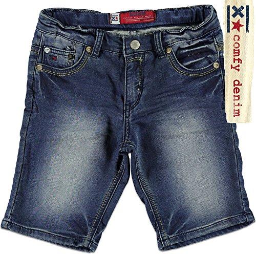 Blue Rebel Jungen Jeans-Shorts CARPENTER pure indigo, Blau, Größe 140 Carpenter Denim Blue Jeans