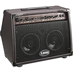 Guitarra acústica Amplificador Laney LA35C Marrón