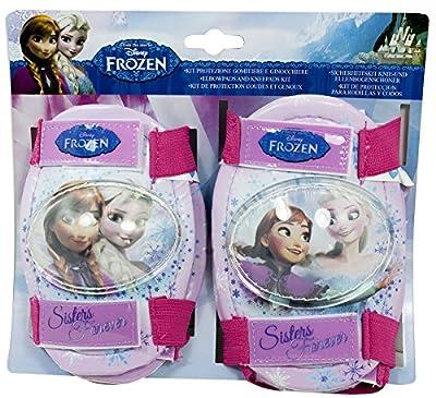 Disney FROZEN - Die Eiskönigin Knie- und Ellenbogenschoner Set