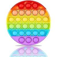 Pop It Fidget Toys,Push Pop Bubble Fidget Sensory Toy,Autism Special Needs Silicone Stress Relief Toy,Great Fidget Toy…