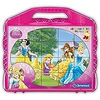 Clementoni 42424.5-24 Puzzle Cubes - Princesas Disney
