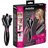 HomeFast BaByliss Twist Secret Hair Curler Hair-styling Tool For Twisting Hair Quickly ( Black )