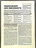 Die Ausgrabungen in Olynth in Mazedonien, in: FORSCHUNGEN UND FORTSCHRITTE, Nr. 11, 10. April 1935.