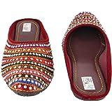 Shree OL Women's Multicolored Slipper