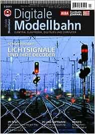 MIBA Eisenbahn Journal Digitale Modellbahn Gartenbahn 3-2019