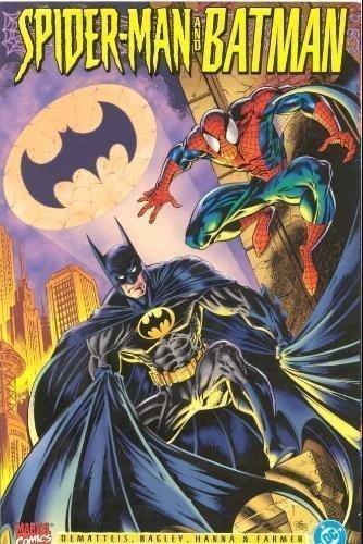 Spider-Man and Batman