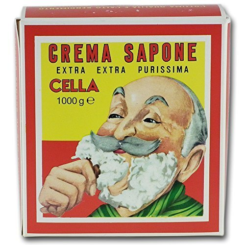 Cella Crema da Barba Shaving Soap (1 kg) by Cellule