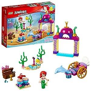 LEGO- Juniors con certo Sottomarino di Ariel Costruzioni Piccole, Multicolore, 5702016237573  LEGO