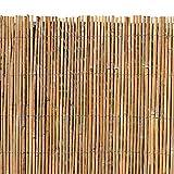 ESTEXO Bambusmatte - Sichtschutzzaun