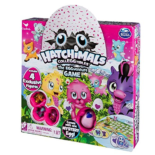 Spin Master 6039474  –  Hatchimals  –  Brettspiel
