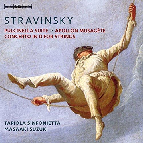 Stravinsky:Pulcinella Suite [Tapiola Sinfonietta, Masaaki Suzuki] [Bis: BIS2211] by Tapiola Sinfonietta - Suite Wc