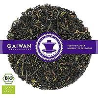 """Núm. 1236: Té negro orgánico """"Darjeeling Selim Hill FTGFOP1"""" - hojas sueltas ecológico - 100 g - GAIWAN® GERMANY - té negro de la agricultura ecológica en la India"""